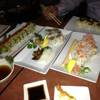 Photo taken at Sushi Mura by Valerie R. on 1/4/2013