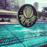 Photo taken at Sociedade Esportiva Palmeiras by Alexandre C. on 2/16/2013