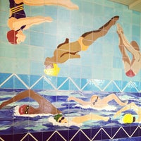 Photo taken at UIW Natatorium by Robin S. on 10/7/2012