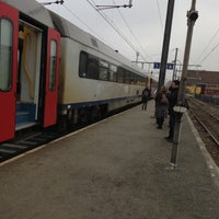 Photo taken at Station Herentals by Niels R. on 11/15/2012