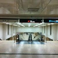 Photo taken at Metro Alameda [VD,VM] by Manuel M. on 3/6/2013