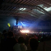 Photo taken at Crossroads Arena by Ron S. on 10/22/2012