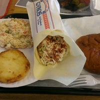Photo taken at Anoush Deli & International Foods by Dylan Y. on 10/5/2012