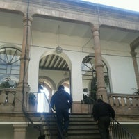 Photo taken at Presidencia Municipal De Tianguistenco by Edgar O. on 12/27/2012