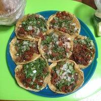 Photo taken at Tacos Don Frank by Omar Octavio M. on 12/15/2016
