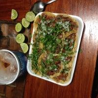 Photo taken at Tacos Don Frank by Omar Octavio M. on 12/22/2016