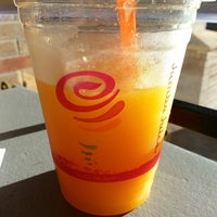 Photo taken at Jamba Juice Park Central by Genevieve M. on 10/3/2014