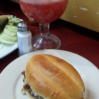 Photo taken at Los Reyes de la Torta by Nancy M. on 5/3/2014