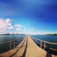 Photo taken at Belle Isle Park by Bruce on 8/24/2013