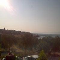 Photo taken at Altınoluk by Bonza H. on 7/27/2014