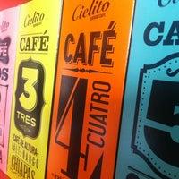 Photo taken at Cielito Querido Café by Clauzen on 10/30/2012