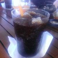 Photo taken at Café La Falua by Kris on 8/4/2013