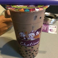 Photo taken at Chatime by Naufal E. on 8/30/2015
