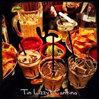 Photo taken at Tin Lizzy's Cantina by Dustin S. on 2/20/2013