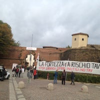 Photo taken at Fortezza da Basso by Noha H. on 11/11/2012