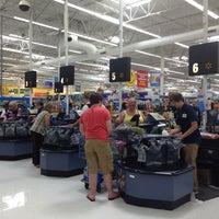 Photo taken at Walmart Supercenter by Brian K. on 6/16/2016