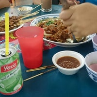 Photo taken at Hua Hua Eating House by Aaron H. on 1/24/2015