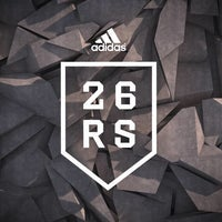 Photo taken at adidas26rs run club by Chris W. on 3/20/2014
