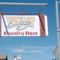 Photo taken at Taylor's Country Store by Cindy S. on 4/16/2014