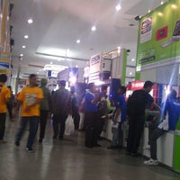 Photo taken at Jogja Expo Center (JEC) by Andie N. on 12/1/2012