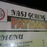 Photo taken at Nasi Goreng Fatmawati by Vhiee M. on 1/14/2013