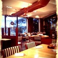 Photo taken at The American Club Hong Kong 美國會 by J D. on 12/20/2012