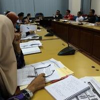 Photo taken at Pejabat Setiausaha Kerajaan (SUK) Negeri Kelantan by Wan E. on 4/20/2016