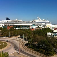 Photo taken at Port of Tampa by Mark J. on 1/27/2013