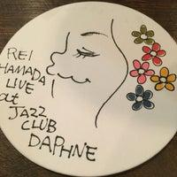 Photo taken at jazz club daphne by Shiori on 9/4/2016