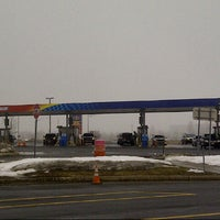 Photo taken at Sunoco by Rob V. on 2/21/2014