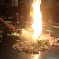 Photo taken at Kyoto Japanese Steakhouse by Honeybee N. on 1/11/2014