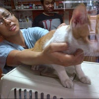 Photo taken at Animal Shelter Vet Clinic by TJ T. on 9/28/2012