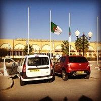 Photo taken at Aéroport de Hassi Messaoud (HME) by jepoysr on 10/7/2012