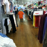 Photo taken at American Apparel by Enoch P. on 8/3/2012