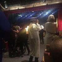 Photo taken at Kiva Auditorium by Timothy C. on 5/19/2016
