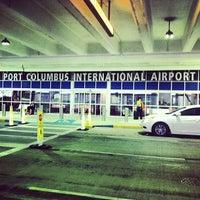 Photo taken at John Glenn Columbus International Airport (CMH) by Samuel M. on 6/17/2013
