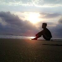 Photo taken at Krisna Beach Hotel by Nanang S. on 9/8/2014
