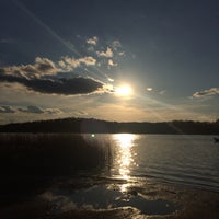 Photo taken at Long Lake Recreation Area by James R. on 10/25/2015