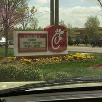 Photo taken at Chick-fil-A Knightdale by Cheri C. on 4/11/2013