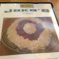 Photo taken at Jake's Diner by Bob C. on 1/2/2013
