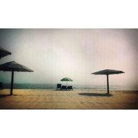 Photo taken at Playa El Silencio by Muriel C. on 4/23/2013