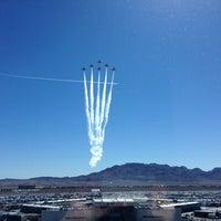 Photo taken at Las Vegas Motor Speedway by D M. on 3/10/2013