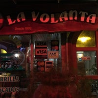 Photo taken at La Volanta by maria e. on 5/21/2016