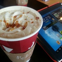 Photo taken at Starbucks by Shelley K. on 12/6/2012