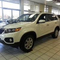 Photo taken at Van Griffith Kia by Jerry A. on 12/1/2012