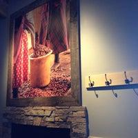 Photo taken at Starbucks by Sarah S. on 2/21/2013