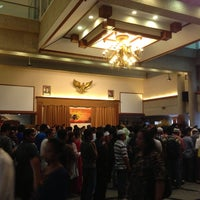 Photo taken at Embassy of the Republic of Indonesia by Pangeran S. on 8/8/2013