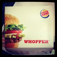 Photo taken at Burger King by Tristan G. on 10/5/2012