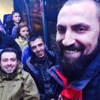 Photo taken at Beşiktaş Sarıyer Minibüsü by Salih on 3/28/2015