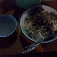 Photo taken at Mie Ayam KD by arief s. on 1/2/2013